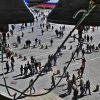 Москва майская  Красная площадь :: олег свирский