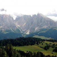 Лучше гор могут быть только горы... :: Гала