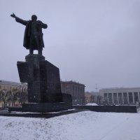 Площадь Ленина :: Svetlana Lyaxovich