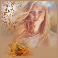 осень :: Любовь ***