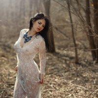 Весенний лес. :: Анжелика Маркиза