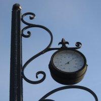 Термометр Цельсия и Фаренгейта :: Дмитрий Никитин