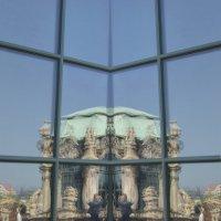 Барокко в зеркале :: irina Schwarzer
