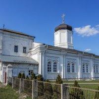 Успенская церковь :: Сергей Лындин