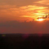 Улыбка вечернего солнышка. :: Alexey YakovLev