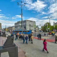 Уголок Москвы :: юрий поляков