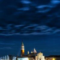 Ночная Венеция. Фотография 4. :: Иван Степанов