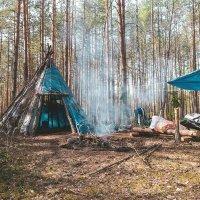 Лагерь :: Игорь Чичиль