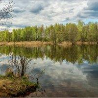 Облачный Май :: Андрей Дворников