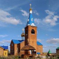 Церковь Софии, Премудрости Божией (Покрова Пресвятой Богородицы). :: Elena Izotova