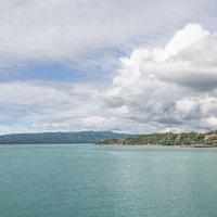 На далёких островах. :: Edward J.Berelet