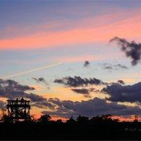 Вечернее небо :: Liudmila LLF