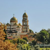 Монастырь. :: Надежда Парфенова