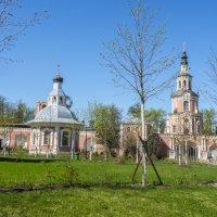 Донской монастырь :: marmorozov Морозова