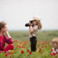 Юный фотограф :: Darina Mozhelskaia