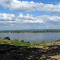 Самара. Волга. Берег левый, берег правый :: Надежда