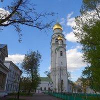 Храм-колокольня во имя Воскресения Христова на Рогожском кладбище :: Галина