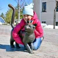 Сашка и котэ :: Slaiv Scshegolikhin