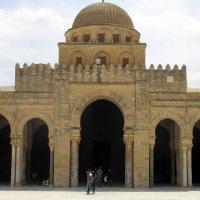Кайруан. Соборная мечеть :: Алла Захарова
