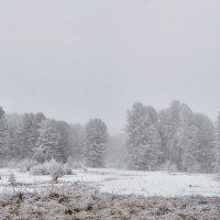 первомай на Семинском перевале :: Николай Мальцев