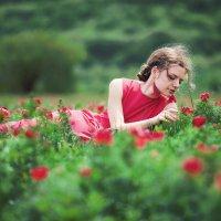 Весеннее единение с природой :: Darina Mozhelskaia