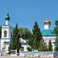 Кочаки. Никольская церковь :: Евгений Кочуров