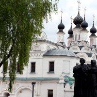 Благовещенский мужской монастырь :: Анатолий Бушуев