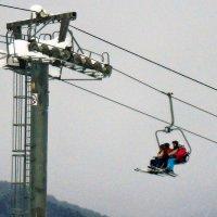 подъем лыжников :: ольга хакимова