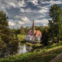 Приоратский дворец в Гатчине :: Валентин Яруллин