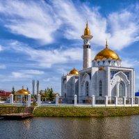 """Мечеть """"Суфия"""" :: Любовь Потеряхина"""