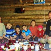 счастливая семья :: santamoroz
