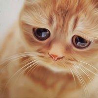 Когда очень грустно... :: Лара Leila