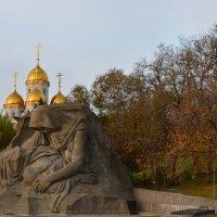 Мамаев Курган :: Ирина Рачкова