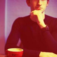 За чашкой кофе :: Ciprian Pascal