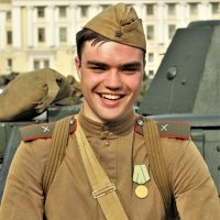 Победа! :: Евгений Яхим
