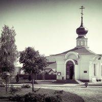 Церковь в селе Бречь. :: Андрий Майковский