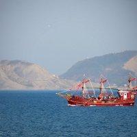 Коктебельский залив :: anderson2706