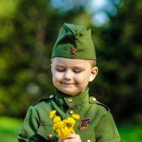Букетик для мамы :: Сергей Ершов
