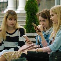Студентки... :: barsuk lesnoi