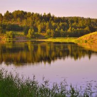 залив Импилахти, Карелия :: Антонина Мустонен
