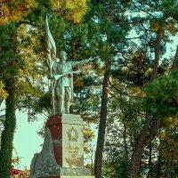 Памятник воину-победителю :: Elena Izotova