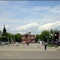 Площадь Киржача :: Любовь