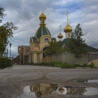 Крым. Сельский пейзажик :: BD Колесников
