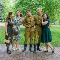 "Мероприятие ""Красавица Победа"" :: Юлия Бокадорова"