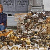 Продавец металлической утвари :: Valeriy(Валерий) Сергиенко