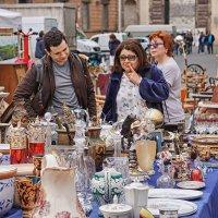 """На """"блошином"""" рынке :: Valeriy(Валерий) Сергиенко"""