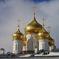 Золотые купола :: Святец Вячеслав