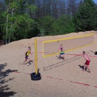 пляжный волейбол :: Владимир