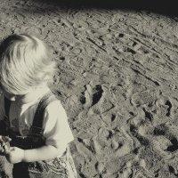 Про песок и время :: Елена Минина