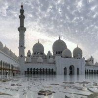 Мече́ть ше́йха За́йда :: Светлана Карнаух